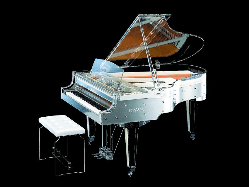 KAWAI CR-40A水晶三角钢琴